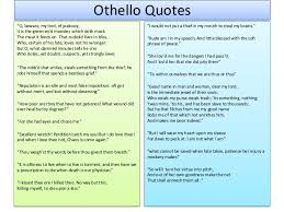 othello as a tragic hero othello