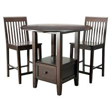 target dining table set room small kitchen sets round high wooden metal chairs target dining table set