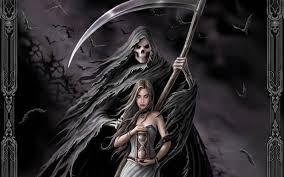 hd grim reaper wallpaper