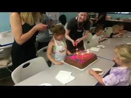 mckenna s birthday party at chocolate works