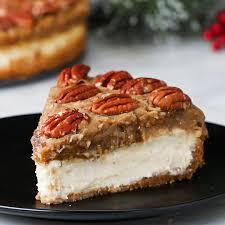 pecan pie cheesecake recipe pinterest. Interesting Recipe Throughout Pecan Pie Cheesecake Recipe Pinterest E