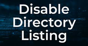 How to Disable Directory Listing on Your Web Server | Netsparker