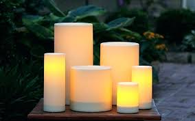 outdoor flameless candles with remote the candle remarkable amazing home decorating ideas timer candl