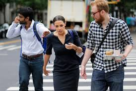 With clear and forthright language, she speaks the truth of people's reality. Who Is Riley Roberts Alexandria Ocasio Cortez S Boyfriend