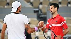 Preview: Berrettini vs Djokovic, Not Quite David & Goliath, Set For  Wimbledon Clash | ATP Tour