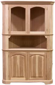 furniture made of wood. Furniture Made Of Wood. Custom Wood Corner Hutch I
