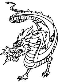 Coloriage Dragon Chinois Imprimer Dernier Collection Unique