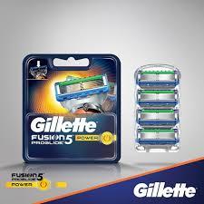 <b>Gillette Fusion Proglide Power</b>   Сменные кассеты для бритья