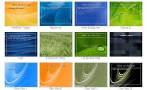 free open office templates free openoffice and libreoffice templates for impress