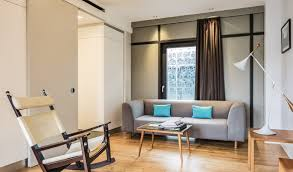 Interior Design For Apartment Living Room Magnificent Town Hall Hotel Apartments London UK Design Hotels™