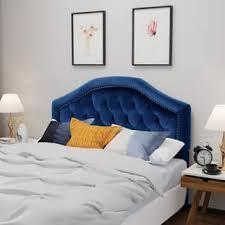 blue tufted headboard. Delighful Blue Killian Adjustable Queen Full Tufted Velvet Headboard By Christopher  Knight Home Inside Blue O