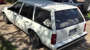 1984 Chevy Cavalier Wagon- Original 50,xxx miles only! - YouTube