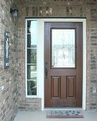 wood vsfiberglass doors steel vs fiberglass door fibreglass entry luxury front