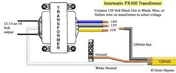 intermatic px300 wiring diagram inspirational new intermatic cell Transformer Hookup Diagram at Ac Transformer Wiring Diagram