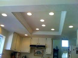 contemporary recessed lighting. Install Can Lights Existing Ceiling Installing Recessed Contemporary Lighting F