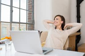 home office work. great tips for working from home office work
