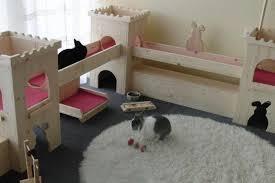 diy indoor rabbit cage