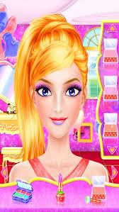 barbie hairstyle makeover games fresh makeup salon make up makeover dress