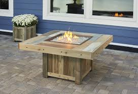 luxury gas fire pit table unique in vintage square pits fireplaces furniture amusing gas fire pit