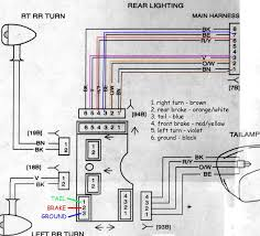 street glide brake wiring schematic the herd street glide brake wiring schematic