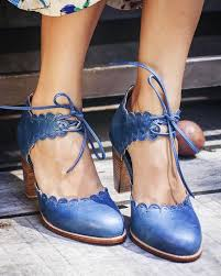 leather shoes leather heel shoes women