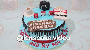 how to make birthday cake for boyfriend