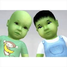 Skin Miminka Ts4 The Sims