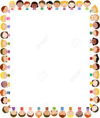Kindergarten Borders Great For Birthday Parties This Free Printable Border Includes