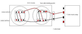similiar dual coil wiring diagram keywords coil subwoofer wiring as well dual voice coil speaker wiring diagram