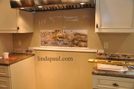 Painting Kitchen Tile Backsplash Plans Awesome Ideas