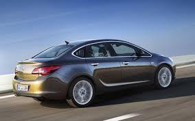 2013 Opel Astra Sedan Review - Top Speed