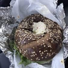 photo of noah s bagels chatham nj united states black russian hair bagel