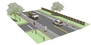 Rural Road Design Paved Shoulder Rural Design Guide