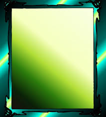 Simple Gradient Green Frame Free Stock Photo Public Domain Pictures