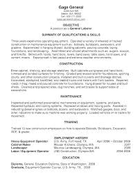 Resume Objective For Warehouse Worker General Objectives Examples Classy Resume Objective Statement Examples