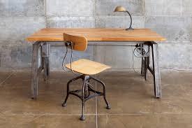 home office desks. Industrial Office Desk Home With Adjustable Height Desks