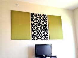 fabric wall decoration elegant decorative fabric wall panels fabric art wall hanging ideas