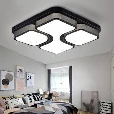 bedroom decor hg 48w led ceiling light living room diseño white bedroom lights lamp lighting for