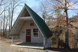 tiny a frame cabin 01