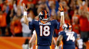 peyton manning broncos. Broncos\u0027 Peyton Manning Breaks Brett Favre\u0027s TD Record Peyton Manning Broncos N