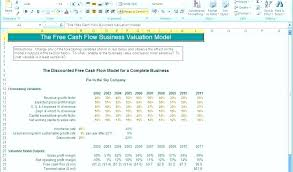 cash flow model excel simple cash flow projection template free credit memo templates word
