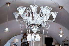 baccarat mille nuits crystal chandelier with 12 lights signed by mathias pai firenze l eleganza dell accoglienza