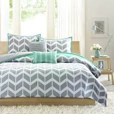 aqua and gray bedding awesome intelligent design teal grey bed covers the home pertaining to