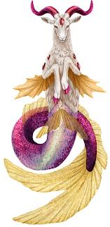Pretty Excited That My Zodiac Is Basically A Goat Mermaid I Always