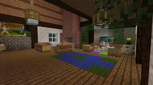 Minecraft Interior Design Living Room Living Room Design Minecraft Living Room Related Keywords