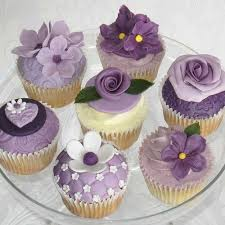 pretty purple cupcake.  Purple Cupcakes Wallpaper With A Cupcake Snap Brim Hat And Bouquet Entitled  Purple Inside Pretty Cupcake E
