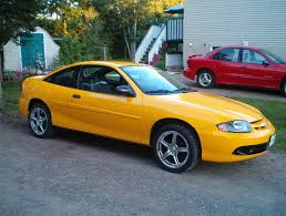 2003 Chevy Cavalier, 2003 chevrolet cavalier ls - JohnyWheels