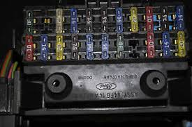 ford fiesta mk5 2002 2008 interior fuse box 94fg14a074ab ebay ford fiesta fuse box location image is loading ford fiesta mk5 2002 2008 interior fuse box