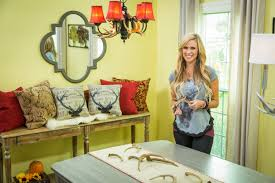 do it yourself antler chandelier home family hallmark channel