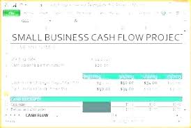 12 Month Cash Flow Monthly Cash Flow Forecast Template 12 Month Statement